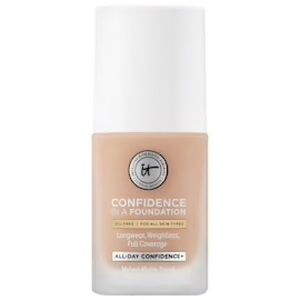 NEW it cosmetics confidence in a foundation in med